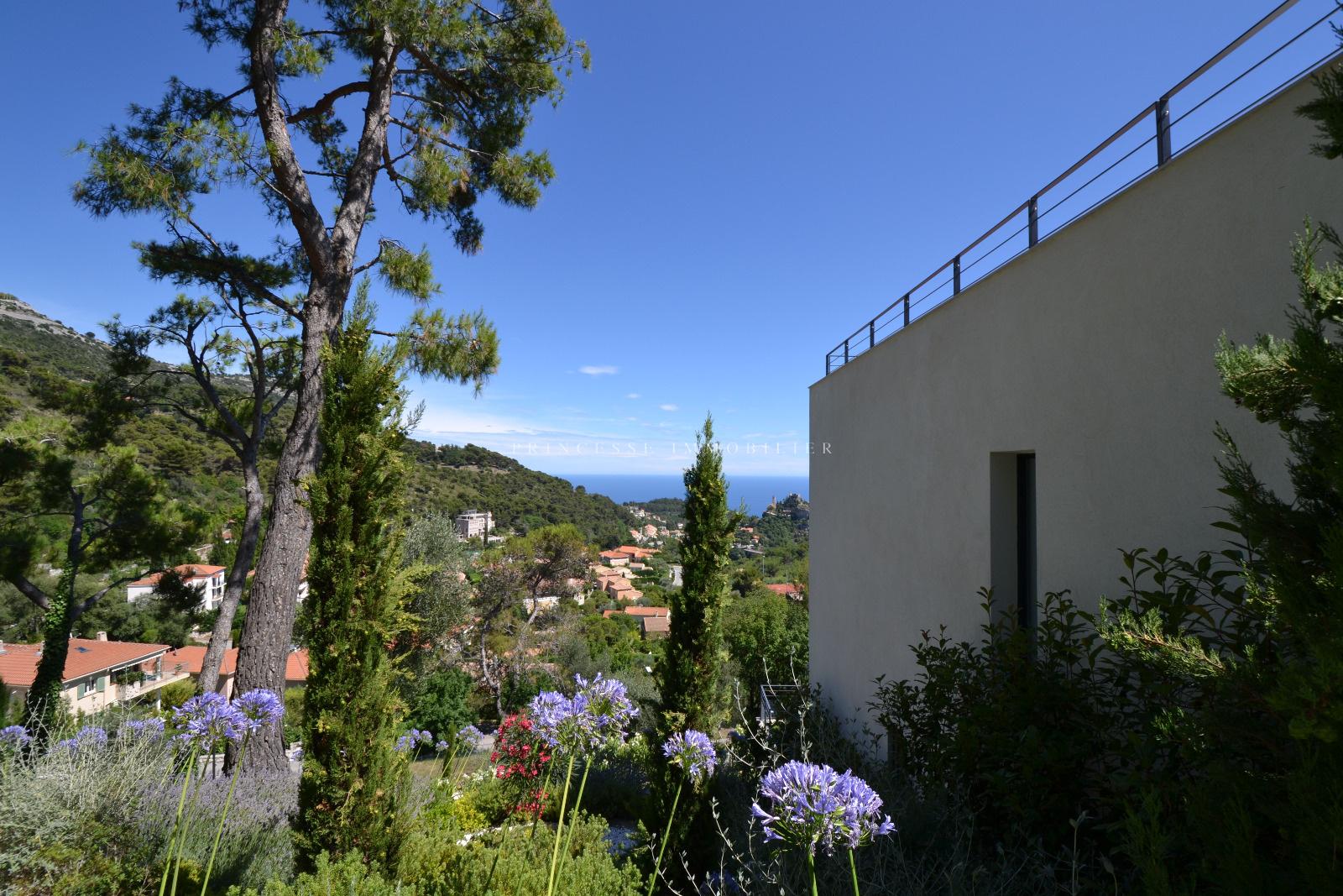 Vue cote Villa B