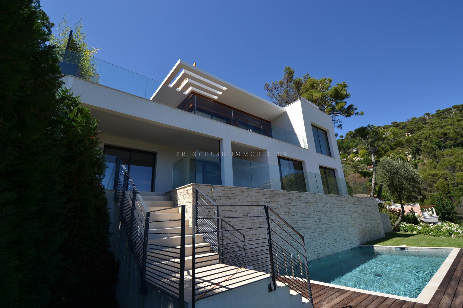 Villa B avec piscine